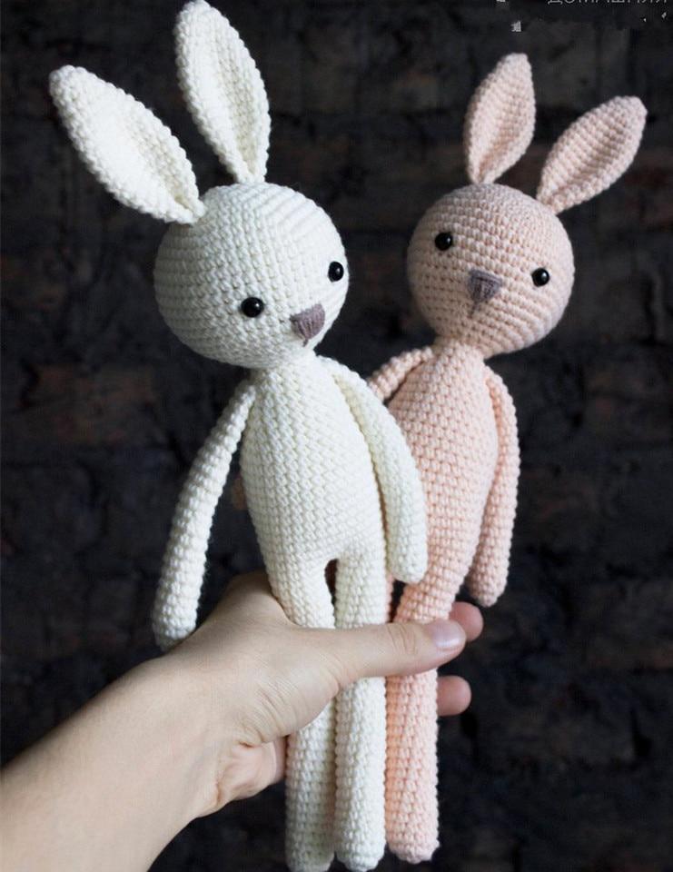 Amigurumi Cute Bunny Free Pattern | Crochet dolls free patterns ... | 960x741