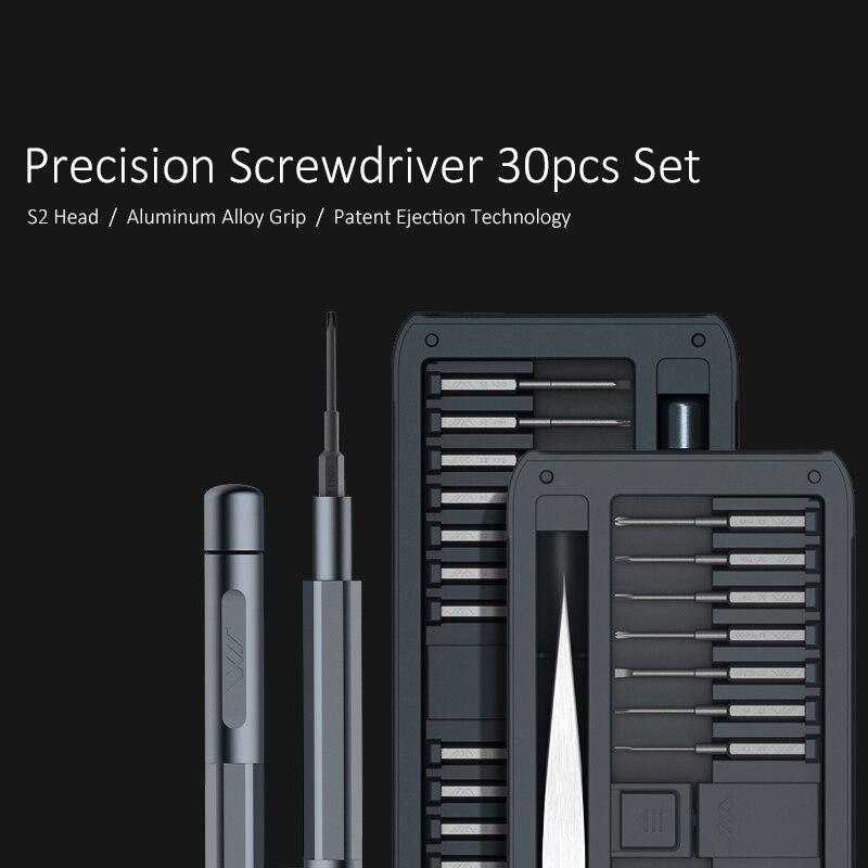 Pinkman 30 en 1 multi-tool réparation outils ouverts Kit tournevis multi-fonction pour bricolage téléphone Mobile accessoires tournevis ensemble