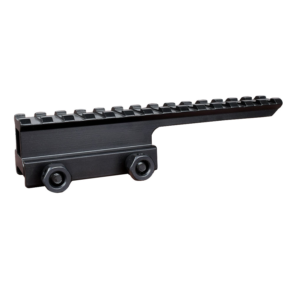 WIPSON Tactical Extened High Riser Base Flat Top 145mm Length 14 Slots Suit 20mm Picatinny/Weaver Rail Mount For Riflescope Airs