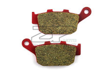 Motorcycle parts Brake Pads Fit SUZUKI GW 250 L4/L5 (Naked) 2014-2015 Rear OEM Red Ceramic Composite Free shipping
