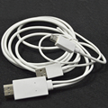 BrankBass Micro USB 3.0 11 Pin MHL to HDMI HDTV Adapter AV Video Cable For Galaxy Note 2/3/4/ S3/S4/S5