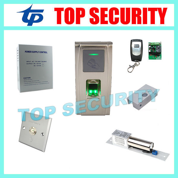 MA300 biometric fingerprint and RFID card access control system TCP/IP door access control IP65 waterproof out door use control tcp ip biometric face recognition door access control system with fingerprint reader and back up battery door access controller