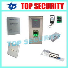 MA300 biometric fingerprint and RFID card access control system TCP/IP door access control IP65 waterproof out door use control