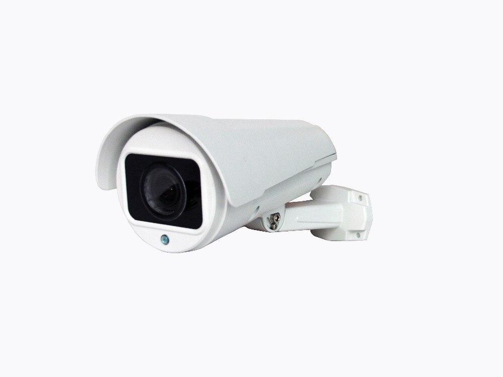 3.6 мм с переменным фокусным расстоянием ИК светодиоды Ночное видение IP66 металлический корпус 4.0 м Pixel IP Открытый CCTV Камера с H.265 CCTV пуля PTZ IP Ка…