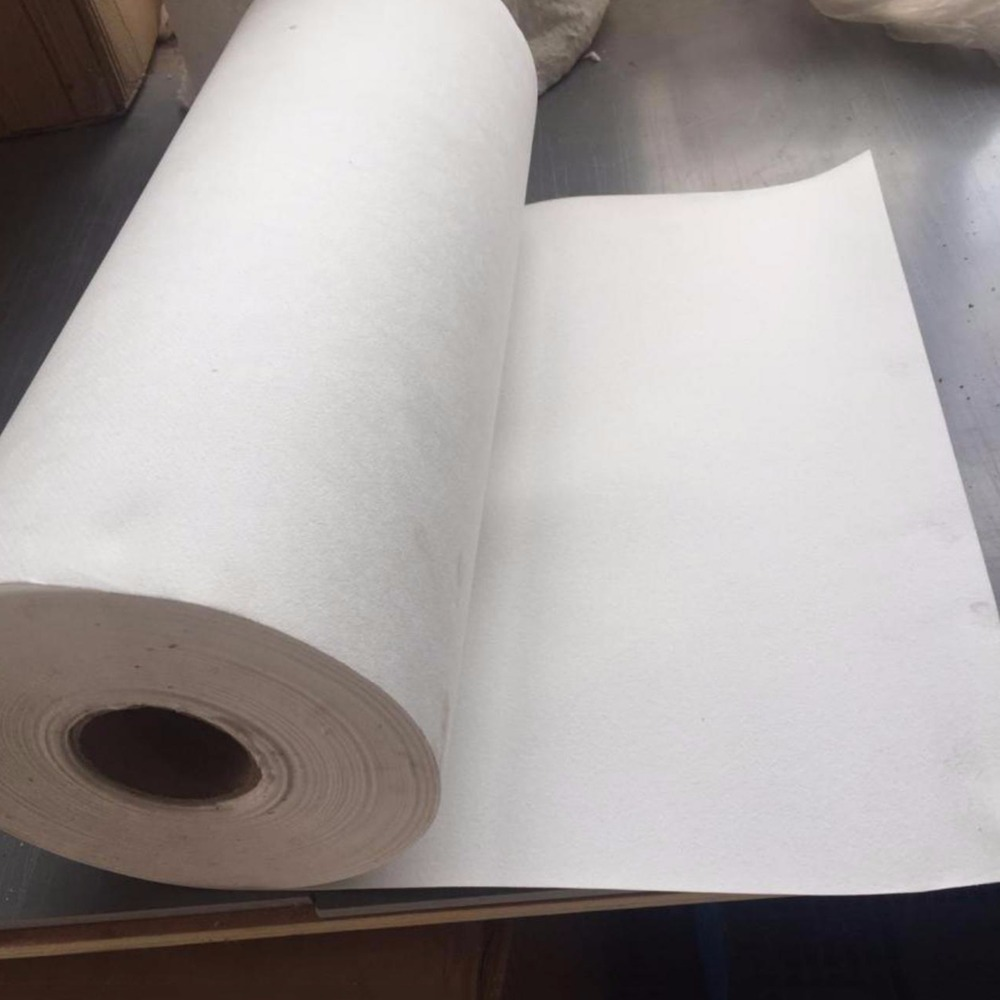 Electrical insulation and thermal insulation materials 79x48Aluminium silicaat keramische fiber papier Ceramic fiber paper integrated geophysical and electrical depth slicing investigation