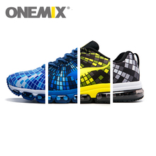 Original ONEMIX Brand New 2017 Cheap Running Shoes for Men Light Weight Elastic Sneakers Outdoor Athletic Sport Shoes Free Ship