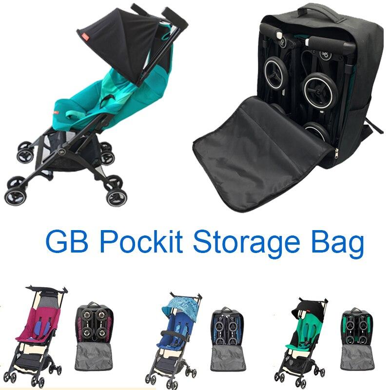 Saco de Armazenamento Acessórios 1:1 POCKIT Goodbaby Carrinho De Bebê carrinho de criança saco de viagem mochila Para GB POCKIT 2019 POCKIT ALÉM de mochila