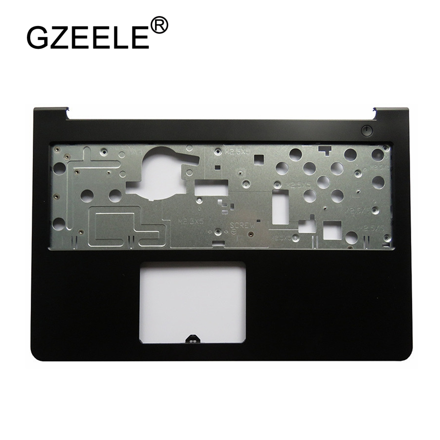 GZEELE New Top Case For Dell INSPIRON 15-5000 5547 5545 5548 series Palmrest Upper Case Cover 0K1M13 K1M13 new for dell inspiron 15r 5545 5547 5548 5549 laptop bottom case back cover replace e shell 01f4mm black page 5
