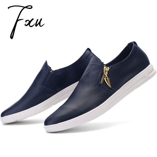 Aliexpress.com : Buy 2016 Leather Casual Summer Fashion Men Shoes ...