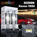 9006 xenon 55W HID kit HB4 9006 xenon light lamp 4300k 5000k 6000k HB4 xenon kit
