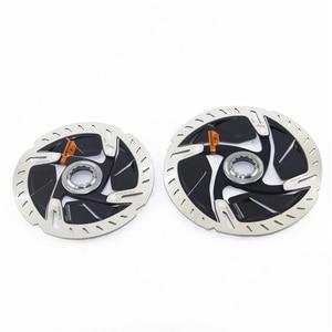 Image 3 - SHIMANO DURA ACE R9120 SM RT900 Rotor 140mm 160mm Straße Fahrräder Rotor SM RT900 R9120 R9170 CENTER LOCK Disc bremsscheibe