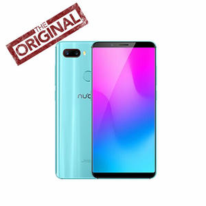 New Nubia Z18 Mini 5.7 inch Android 8.0 Face ID 6GB 128GB Octa Core Snapdragon 660 AIE Dual Rear Camera 24.0MP+5.0MP Cell Phone