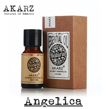 AKARZ Famous brand pure natural Angelica oil Dilation of blood vessels Promoting hepatocyte regeneration Angelica essential oil