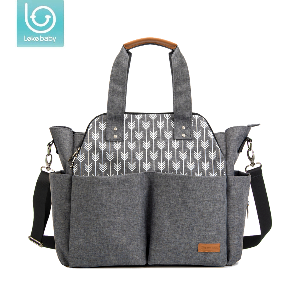Baby Stroller Travel Mummy Maternity Hobos Diapering Nappy Changing Diaper Bag Organizer Baby Bags For Moms bolsa maternidad