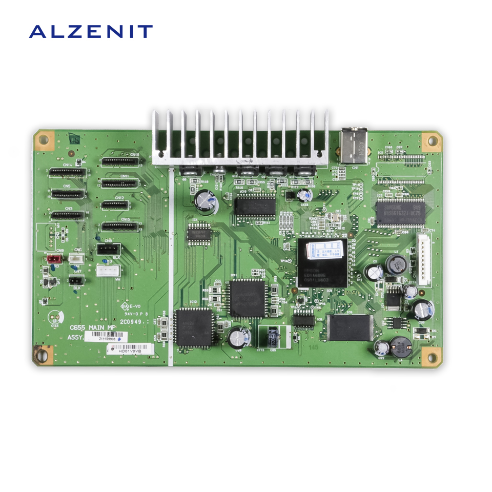 GZLSPART For Epson R1390 R 1390 Original Used Formatter Board Printer Parts On Sale gzlspart for epson lq 590k original used formatter board parts on sale