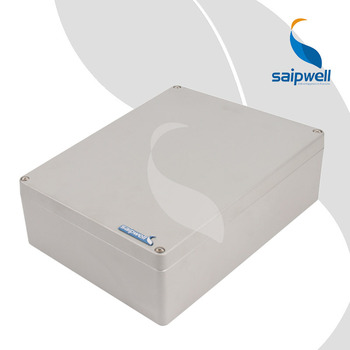 340*235*95mm  Painting Spraying  Aluminum Enclosure/   Project Box Enclosures for Electronics  (SP-AG-FA70)