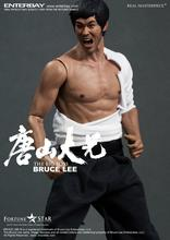 Enterbay 1/6 scale doll modle 12″ Action figure doll,bruce lee The Big Boss,Collection model toys