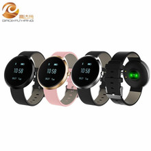 V06 Bluetooth Health font b Smartwatch b font with Heart Rate Monitor Pedometer Sport Fitness Smart