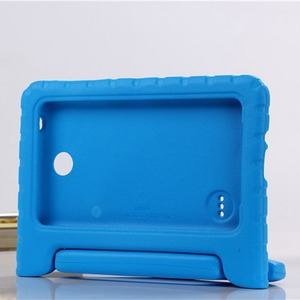 Image 4 - Case for Samsung Galaxy Tab 4 8.0 T330 T331 hand held full body Kids Children Safe Silicone for SM T330 SM T331 tablet cover