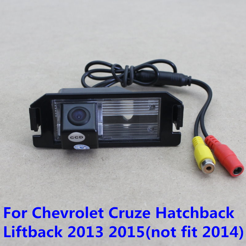 170 Degree CCD Car RearView Reverse Backup font b Camera b font For Chevy Chevrolet Cruze