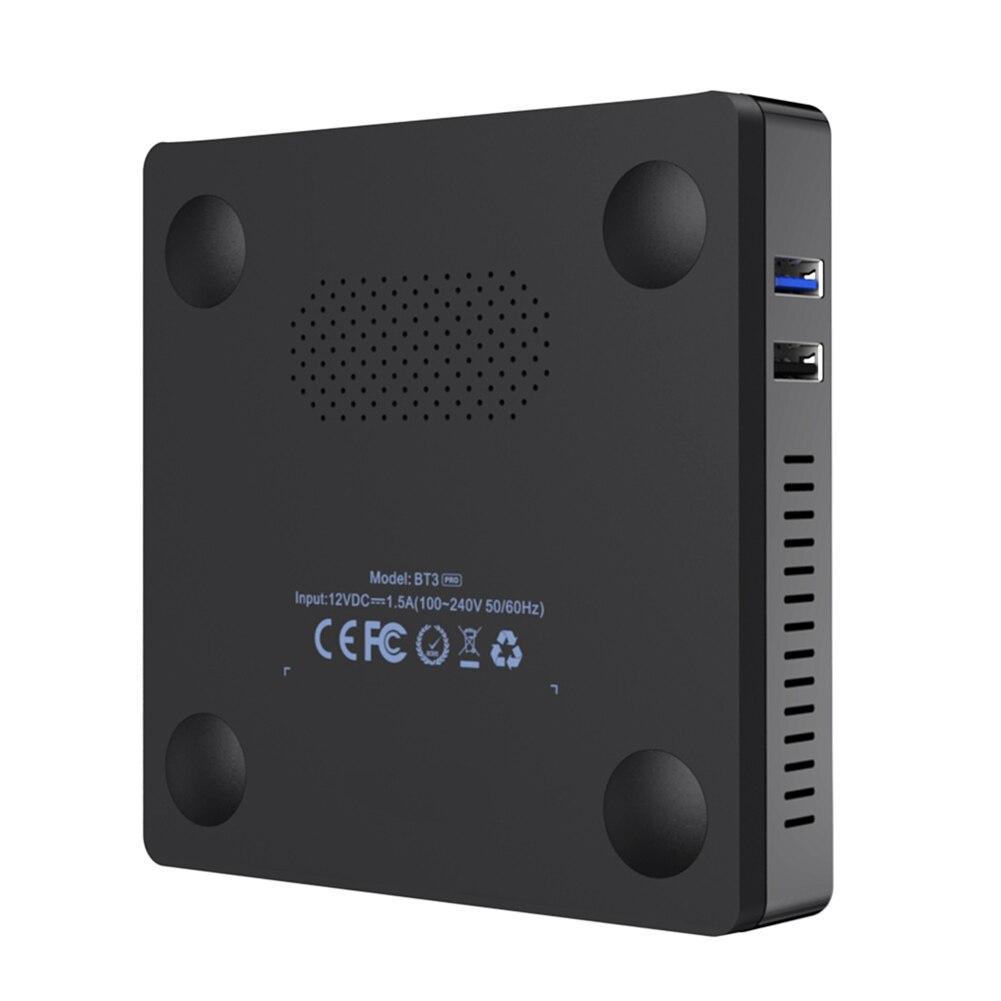 Мини ПК 4G/64 GB Win10 BT4.0 теплоотвод пыле 2,4G + 5,8G двойной WiFi SGA998