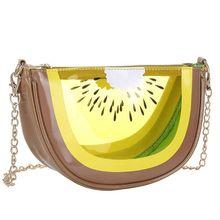 Creative New Cute Women Girls Fruit Shoulder Bag Tote Purse Messenger Crossbody Bags Handbag