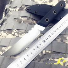 [ 59HRC A3221] Fixed Blade knife Bushcraft Survival Straight knife Tactical Hunting Camping Handmade high quality EDC tool hight quality camping tactical knife fixed blade hunting knife outdoor survival knives rescue tool straight knife