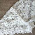 Cuecas das mulheres roupa interior sexy Calcinha cheia do laço transparente das mulheres plus size mulheres roupas íntimas