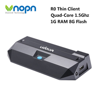 New R0 Thin Client RDP8.0 8G Flash Quad core Computer Terminal Window 7/10/XP Local Linux Virtual Cloud Desktop HDMI Zero Client