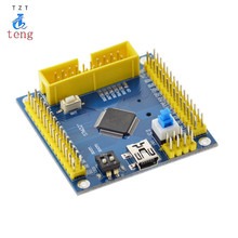 STM32F103RBT6 ARM STM32 Minimum System Development Board Module For arduino Minimum System Board STM32F103C8T6 upgrade version(China)