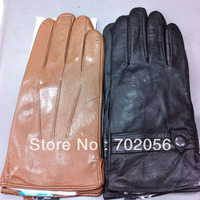 Mens Real Leather Gloves Leather GLOVE Gift Accessory Mixed 12 Pairs Lot 3171
