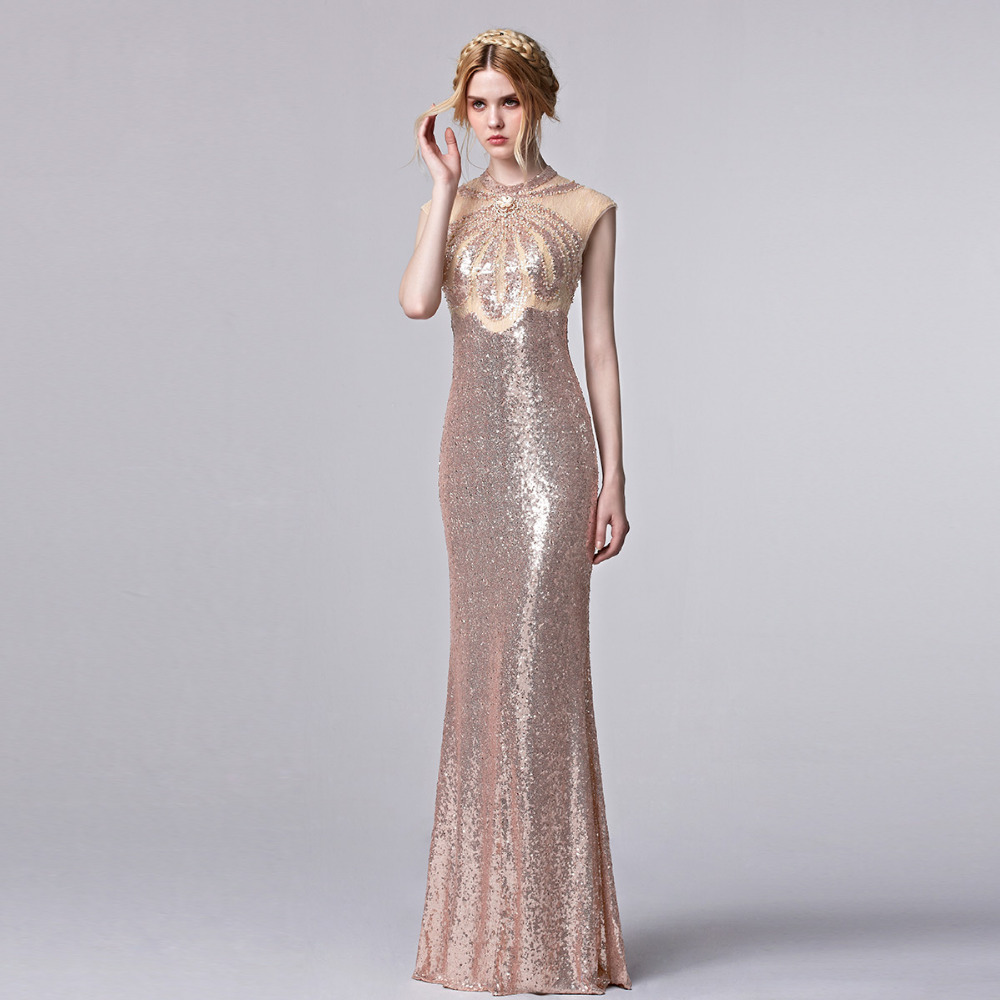 Long Sparkly Dresses Promotion-Shop for Promotional Long Sparkly ...