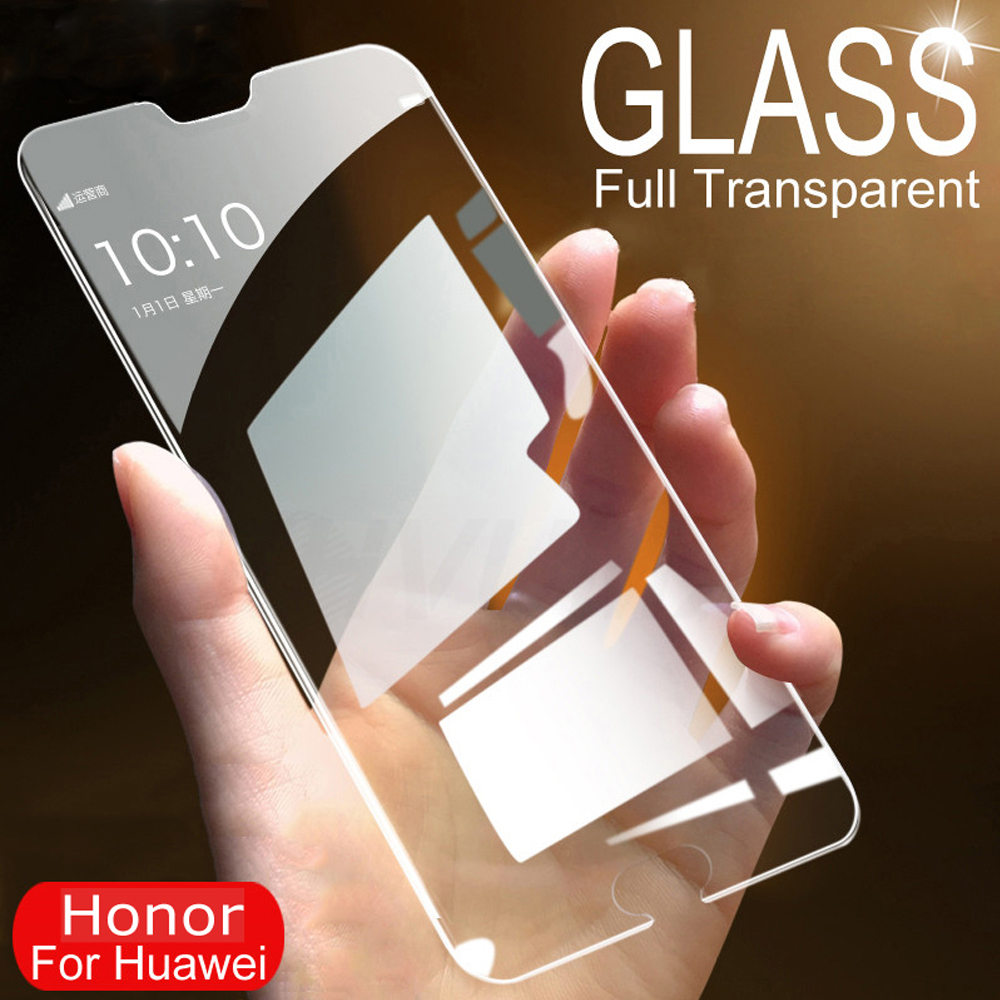 For Huawei P10 Lite Protective On The Glass For Huawei P8 P9 P10 P20 Lite Pro Phone Screen Protector Tempered Glass Smartphone
