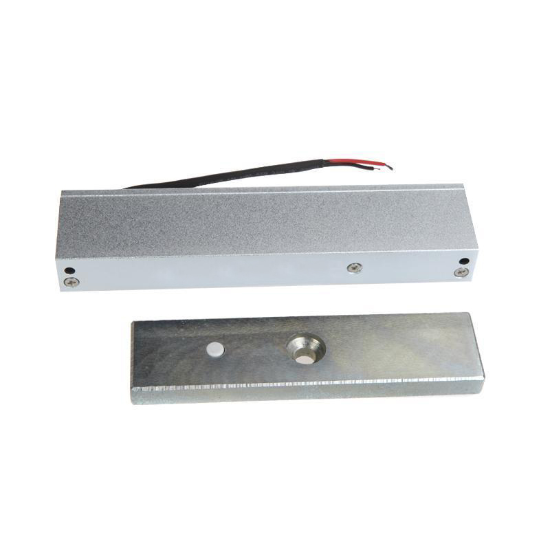 MOOL 180KG (350LB) 12V Electro Magnetic Door Lock Holding Force Access Control title hbwrf 180 lb
