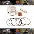 Kit Del Motor piezas Pistón de la motocicleta 72 MM, para CFMOTO CF250 CH250 Motor Envío Libre