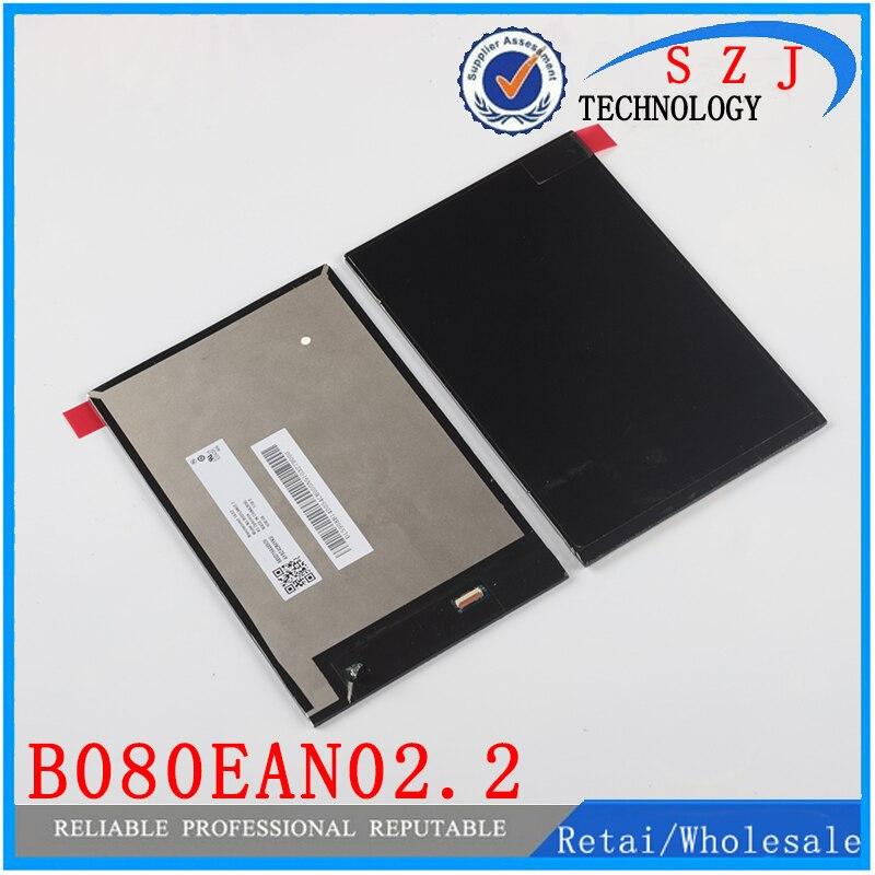 Original 8'' inch LCD Display Screen Panel Repair Parts Replacement B080EAN02.2 LCD screen Free shipping