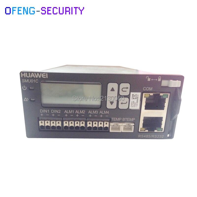 цена на SMU01C Optical Fiber OLT MA5683T/MA5680T For (30A ) Huawei ETP4830-A1 220/-48v OLT communication power supply