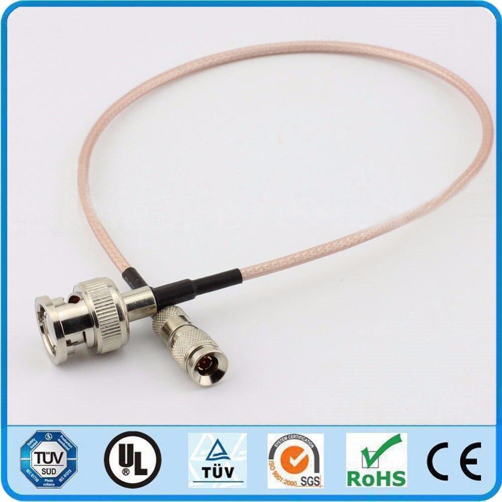 CANARE  L-5CFB 75 ohm HD-SDI Digital Video Cable BNC Male to BNC Male 200ft.