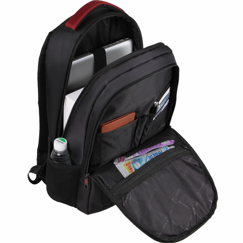 da8985acc0 Pass ISO9001.2008 Backpack Brand Casual Bag School Bags Men Bag Laptop Bag  Backpack 15.6 17 17.1