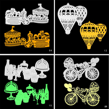 Life Series Cutting Dies For DIY Scrapbooking Dies Decoretive Embossing Stencial DIY Decoative Cards Die Cutter homfun 5d diy diamond painting full square round drill seaside scenery embroidery cross stitch gift home decor gift a08372