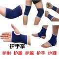 Basquete futebol joelheira joelheiras, Elbow pads, Pulso, Cuidado mão, Cuidados com os pés todos os 10 peça