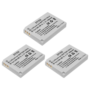 Image 3 - NB 5L 5L Rechargeable Battery for Canon NB 5L Powershot S100 SX200 SX230 HS SX210 IS SD790 IS SX200 IS SD800 IS SD890 IS