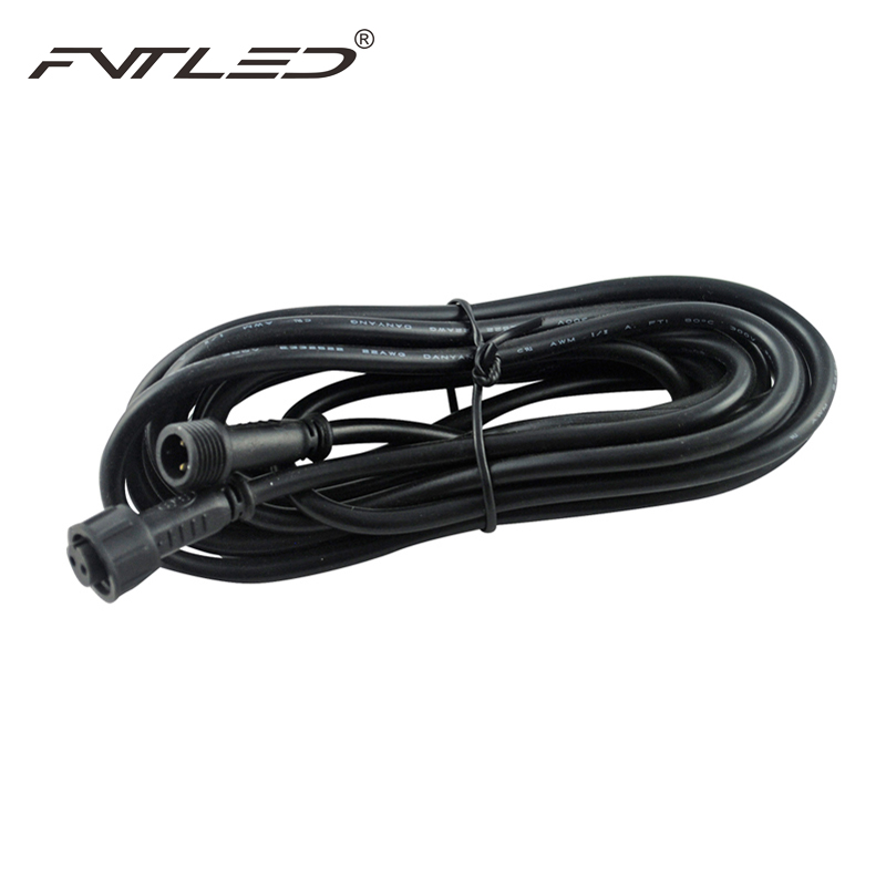 2pin 3meter Ip67 Waterproof Extension Cable Connect Wire