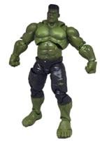 Movie Avengers Infinity War 3 Action Figures Robert Hulk Figures Action Thor Ragnarok Hulk Figure Figure Model PVC Toy Doll 20cm
