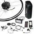 Jueshuai электровелосипед 48 в 500 Вт Мотор колеса Электрический велосипед конверсионный комплект электрический велосипед комплект для 20 24 26 700C З...