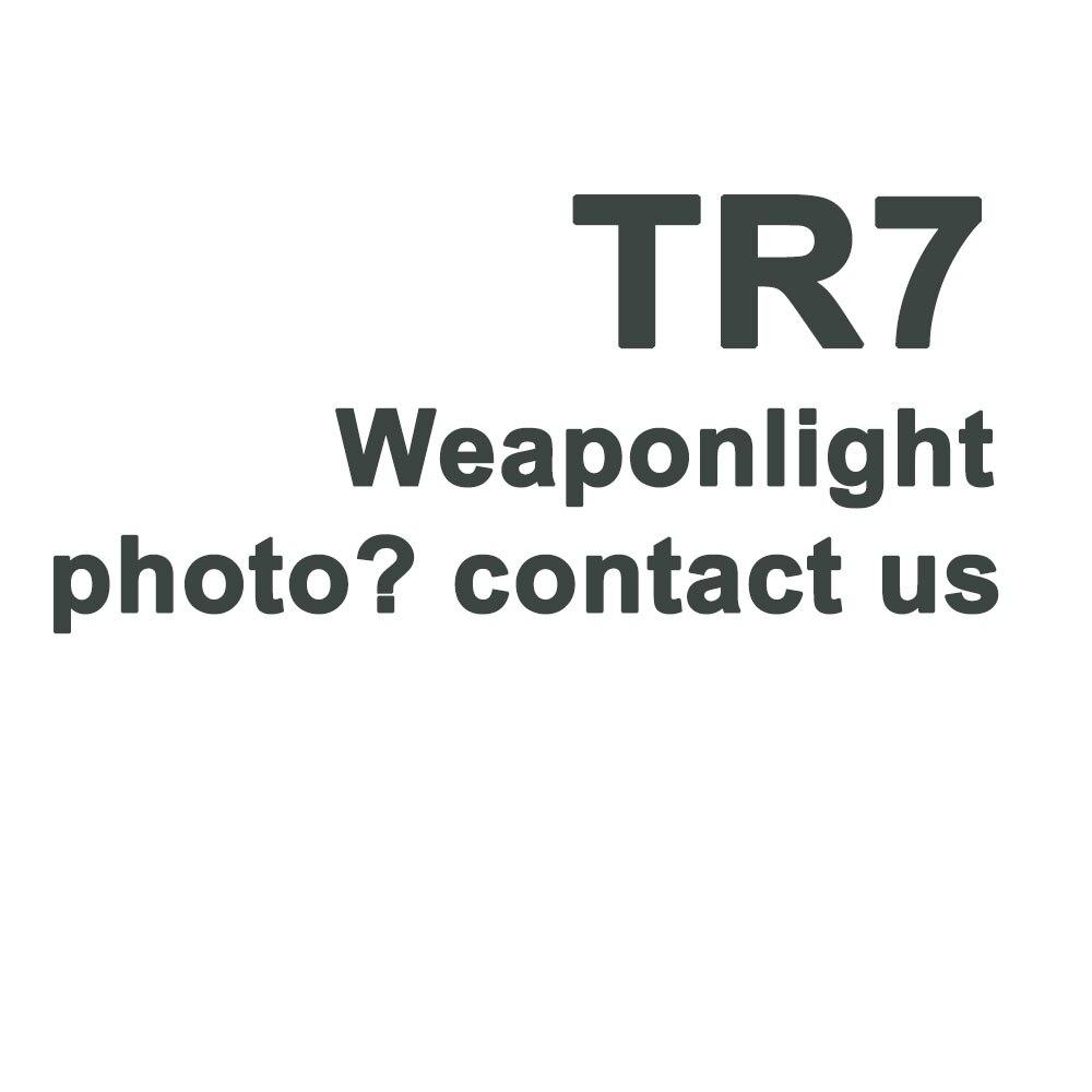 CRUSHUNT Flashlight Pistols-Torch Compact Defense SAUER GLOCK Tactical 1 SIG CZ 7-Hk