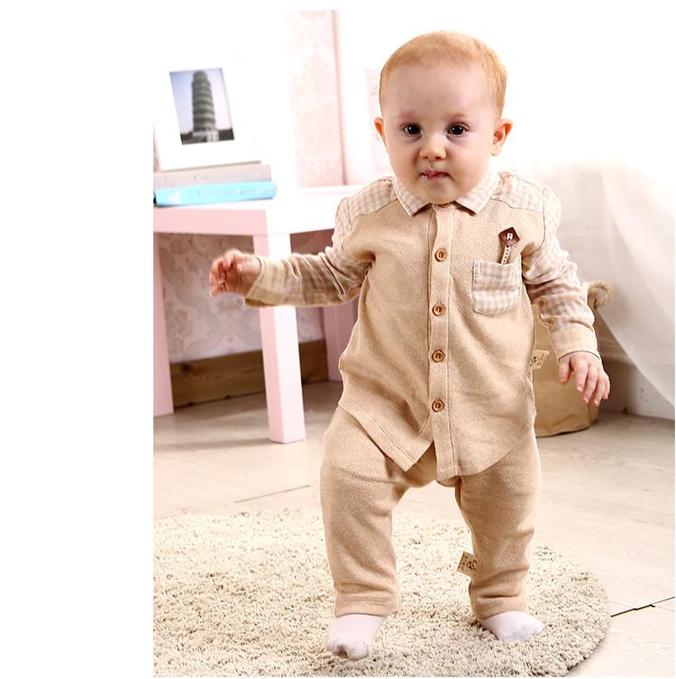 plaid shirt infant