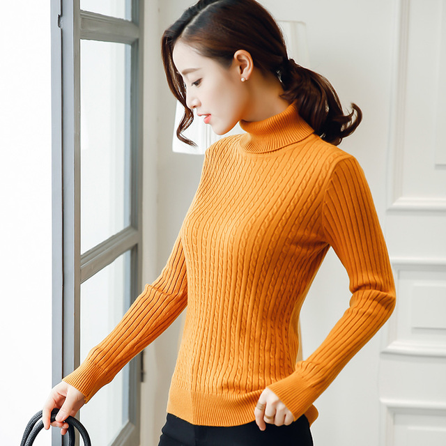 Women sweaters Hot Sale Cashmere Pullovers 2016 Winter Warm sweater for Lover Slim Tops Free shipping Knitted clothes