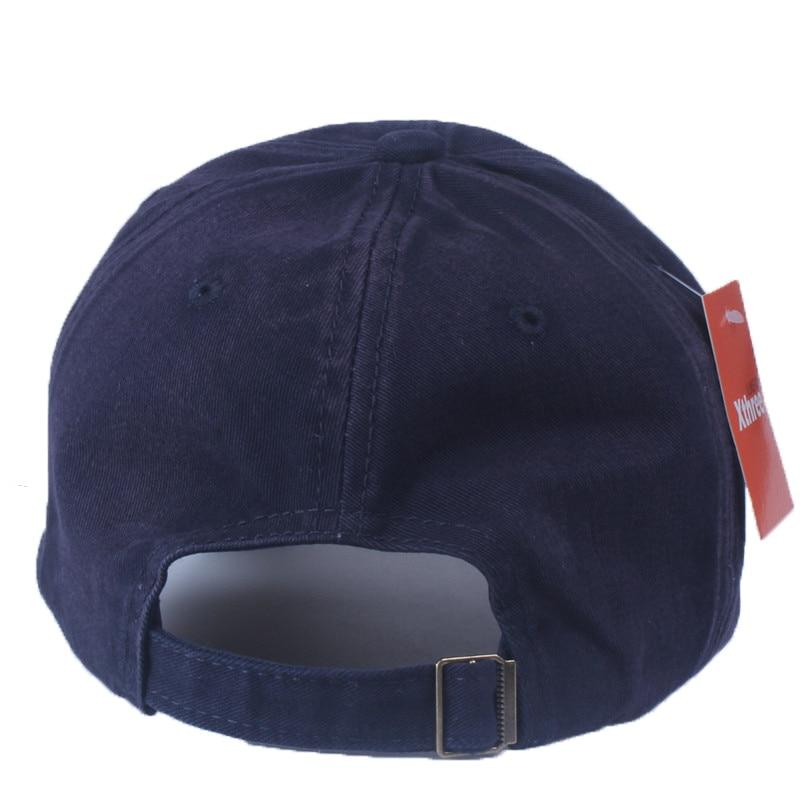 Xthree unisex mode cotton baseball cap snapback topi untuk pria - Aksesori pakaian - Foto 5