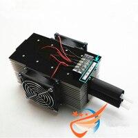 12 В 240 Вт DIY полупроводниковый чип электронных холодильного PC Процессор вспомогательный водяного охлаждения холодной воде машина чиллер ко
